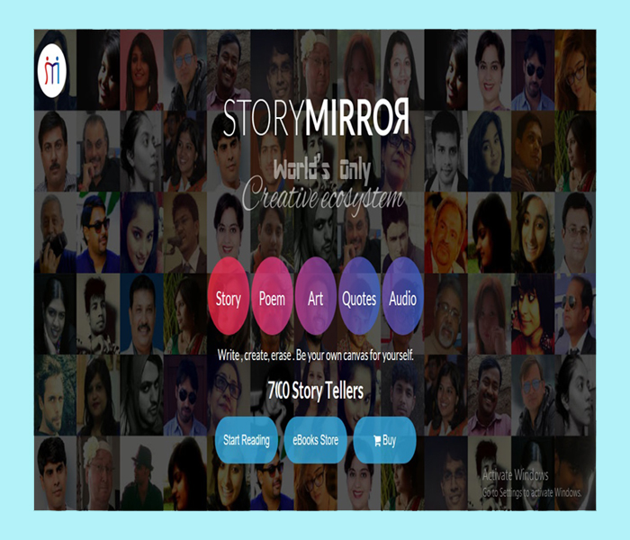 StoryMirror Pvt. Ltd.