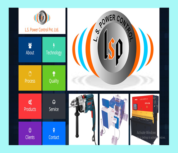 LS Pawer Control Pvt. Ltd.